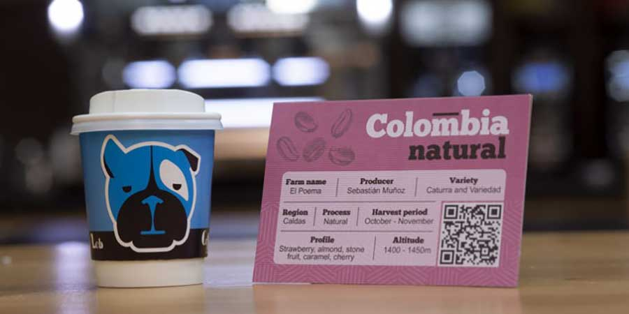 Coffee Lab Colombia Natural