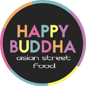 Happy Buddha Logo New