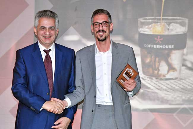 COFFEEHOUSE Cyprus Retail Excellence Awards 2019