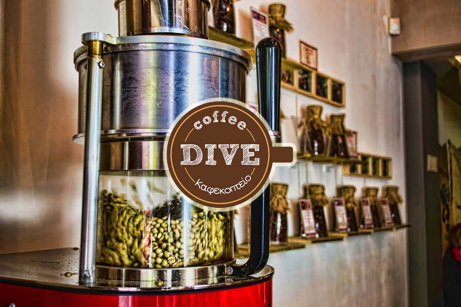 COFFEE DIVE
