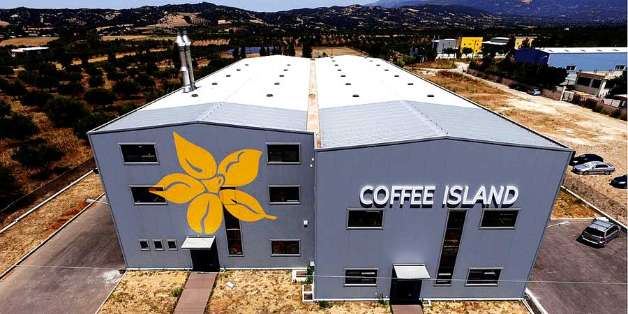 franchise Coffee Island Palm Island Ντουμπάι