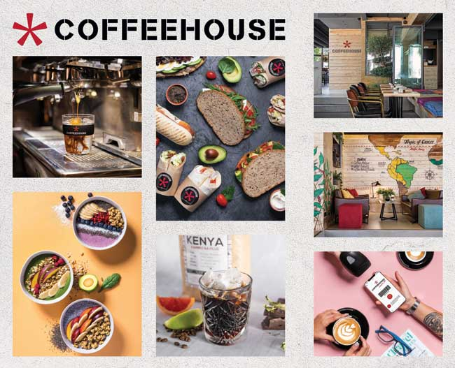 5th wave coffee franchise COFFEE HOUSE