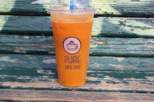 Pure Juice Bar Orange Juice Fill 300x200