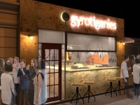 Οι GyroTiganies παρουσιάζουν το νέο design καταστήματος