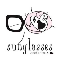 417 6014 Sunglasses Logo